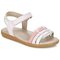 Schoenen Meisjes Sandalen / Open schoenen Kickers VELOZ Roze