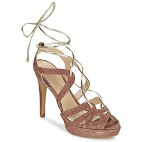 Schoenen Dames Sandalen / Open schoenen Fericelli BAIOLA Nude