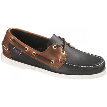 Bootschoenen Sebago Bateau  Spinnaker Leather