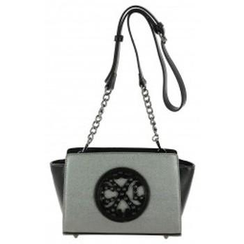 Tassen Dames Handtassen lang hengsel Christian Lacroix Sac Royal 5 noir/argent Zwart