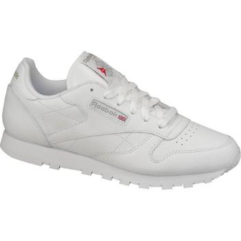Schoenen Dames Lage sneakers Reebok Sport Classic Leather 50151 Blanc