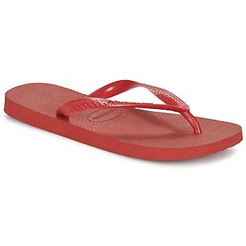 Schoenen Teenslippers Havaianas TOP Rood / Rood