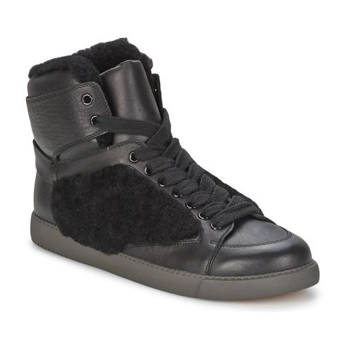Schoenen Dames Hoge sneakers See by Chloé SB23158 Zwart