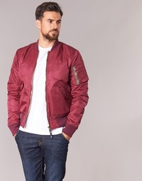 Textiel Heren Wind jackets Schott BOMBER BY SCHOTT Bordeau