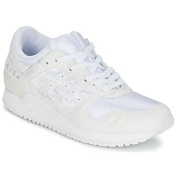 Schoenen Kinderen Lage sneakers Asics GEL-LYTE III GS Wit