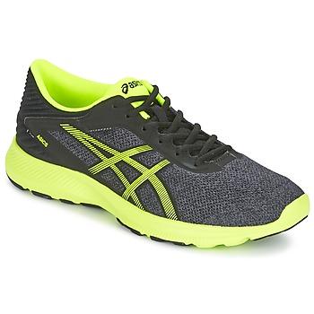 Schoenen Heren Running / trail Asics NITROFUZE Grijs / Geel