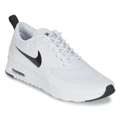 Schoenen Dames Lage sneakers Nike AIR MAX THEA W Wit / Zwart