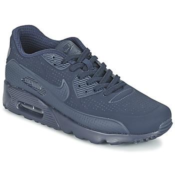 Schoenen Heren Lage sneakers Nike AIR MAX 90 ULTRA MOIRE Blauw