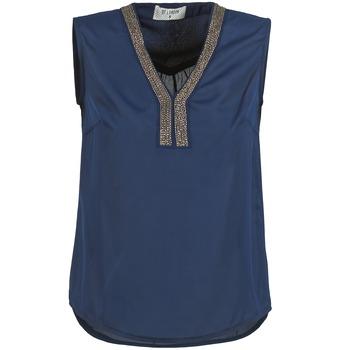 Textiel Dames Tops / Blousjes Betty London ERIATE Marine