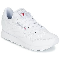 Schoenen Dames Lage sneakers Reebok Classic CLASSIC LEATHER Wit