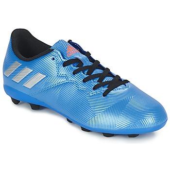 Schoenen Jongens Voetbal adidas Performance MESSI 16.4 FXG J Blauw