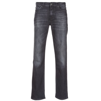 Textiel Heren Straight jeans 7 for all Mankind SLIMMY LUXE PERFORMANCE Grijs