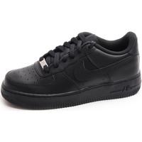 Schoenen Dames Lage sneakers Nike Air Force 1 Noir