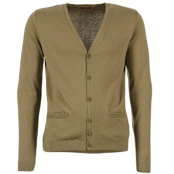 Textiel Heren Vesten / Cardigans BOTD EFLOVA Taupe
