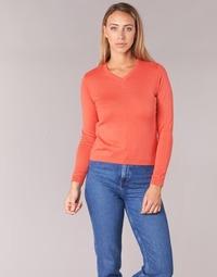 Textiel Dames Truien BOTD ECORTA VEY Oranje
