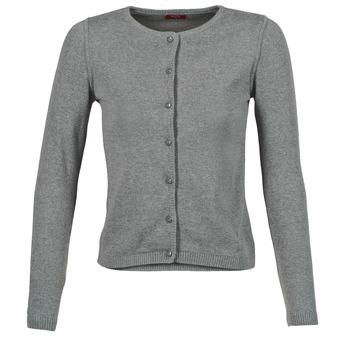 Textiel Dames Vesten / Cardigans BOTD EVANITOA Grijs