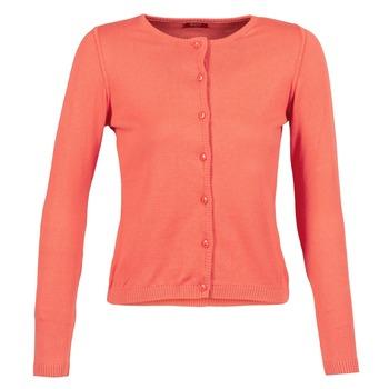 Textiel Dames Vesten / Cardigans BOTD EVANITOA Oranje