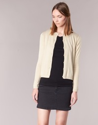 Textiel Dames Vesten / Cardigans BOTD EVANITOA Beige