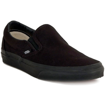 Schoenen Heren Instappers Vans CLASSIC SLIP ON BLACK Multicolore