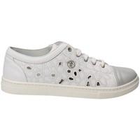 Schoenen Meisjes Lage sneakers Blumarine D1443 White