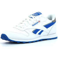 Schoenen Kinderen Lage sneakers Reebok Sport Classic Leather Reflect Wit