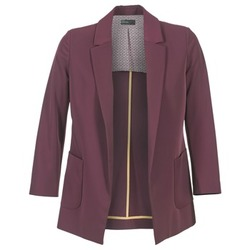 Textiel Dames Jasjes / Blazers Benetton GULO Pruim