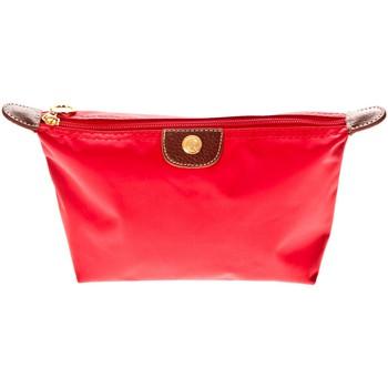 Tassen Dames Tasjes / Handtasjes Very Bag Street Pochette couleur unie W-26 Rouge Rood