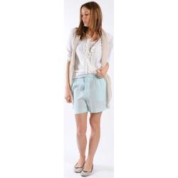 Textiel Dames Korte broeken / Bermuda's Gat Rimon BERMUDA HARLEY MENTHE Groen
