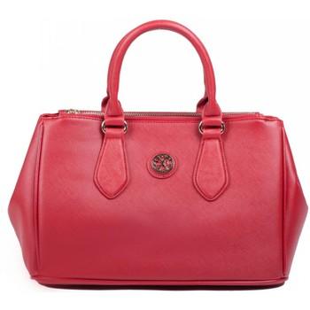 Tassen Dames Handtassen kort hengsel Christian Lacroix Sac Eternity 2 Rouge Rood