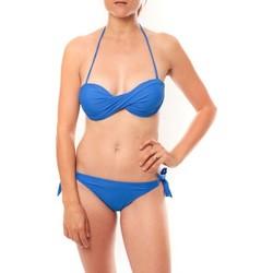 Textiel Dames Bikini Playa Del Sol Maillot de bain B9809 Bleu Blauw