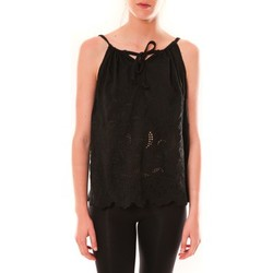 Textiel Dames Mouwloze tops Dress Code Debardeur HS-1019  Noir Zwart