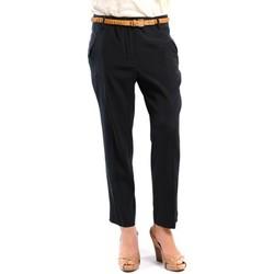 Textiel Dames Korte broeken Gat Rimon PANTALON SORBET NOIR Zwart