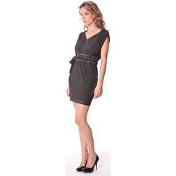 Textiel Dames Korte jurken Rich & Royal Rich&Royal Robe LAST Noire 13q664/890 Zwart