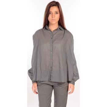 Textiel Dames Overhemden Charlie Joe Chemise Judith Blauw