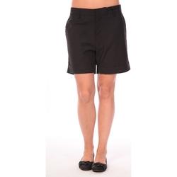 Textiel Dames Korte broeken / Bermuda's Charlie Joe Short Greg Zwart