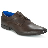 Schoenen Heren Derby Carlington MECA Bruin