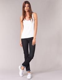 Textiel Dames Straight jeans Yurban IESQUANE Zwart