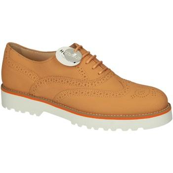 Schoenen Dames Derby Hogan HXW2590R3207UTG618 Arancione chiaro