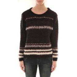 Textiel Dames Truien Barcelona Moda Pull FT03 Zwart