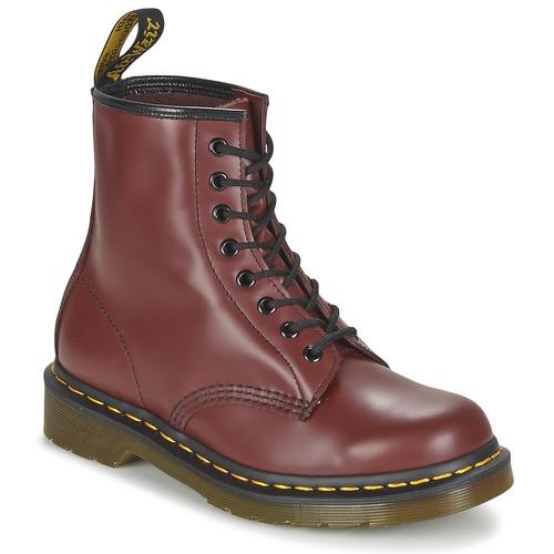 Schoenen Laarzen Dr Martens 1460 Cherry