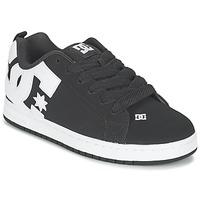 Schoenen Heren Skateschoenen DC Shoes COURT GRAFFIK Zwart