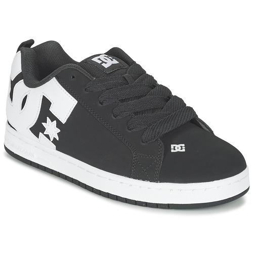 Dc Shoes Noir Escarpins Pour Les Hommes 48smYXTz