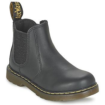 Schoenen Kinderen Laarzen Dr Martens SHENZI Zwart