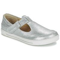 Schoenen Kinderen Sandalen / Open schoenen Birkenstock ABILENE Zilver