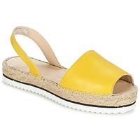 Schoenen Dames Sandalen / Open schoenen Anaki TEQUILAI Slang / Zilver