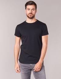 Textiel Heren T-shirts korte mouwen BOTD ESTOILA Zwart