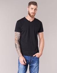 Textiel Heren T-shirts korte mouwen BOTD ECALORA Zwart