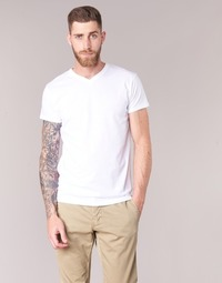 Textiel Heren T-shirts korte mouwen BOTD ECALORA Wit