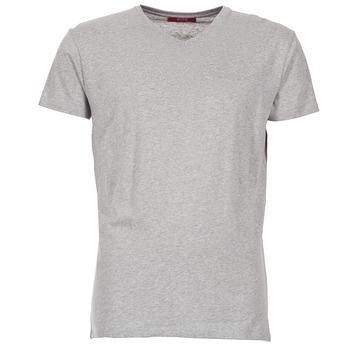 Textiel Heren T-shirts korte mouwen BOTD ECALORA Grijs / Gevlekt