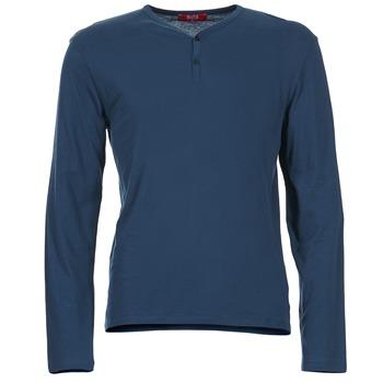 Textiel Heren T-shirts met lange mouwen BOTD ETUNAMA Marine